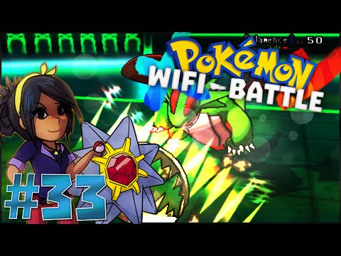 Learning from my mistakes ~ Pokemon X/Y Wifi Battle #33 vs. Rayne