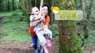 라임이의 숲속에서 타잔 놀이 The Tarzan play toys Игрушки 뽀로로,라바,콩순이 장난감Pororo Larva Kongsuni 라임튜브LimeTube