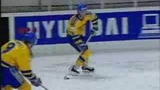 Hockey-VM 1989-94 De snyggaste Tre Kronor-målen