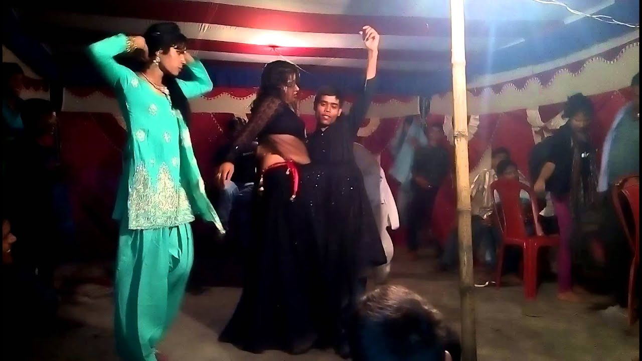 New bhojpuri arkestra dance 2017 भज सय हमर मलल बकलल - 4 9
