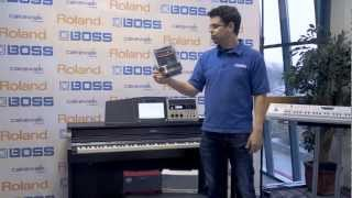 NEW Product Gear Guide - Roland CONNECT 2013