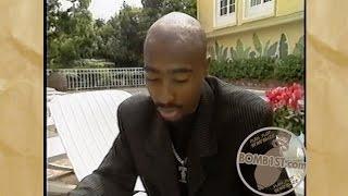 Unseen 2Pac Footage 3.7.1996 (AUDIO SYNC FIX) BOMB1ST.COM
