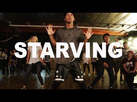 """STARVING"" - Hailee Steinfeld ft Zedd Dance | @MattSteffanina Choreography"