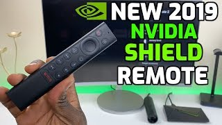 New Nvidia Shield TV Remote | Best Part of the 2019 Nvidia Shield TV Upgrade??