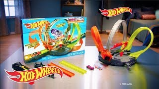 HOT WHEELS ROTO REVOLUTION | Latinoamérica | Hot Wheels
