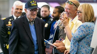 World War II veteran headed to England for a Memorial Day anniversary event