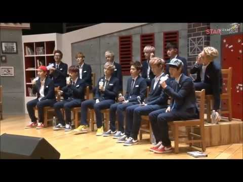 EXO XOXO And Lucky HD 130820 Live @ Naver Starcast