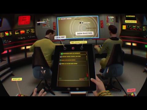 Star Trek Bridge crew PSVR |