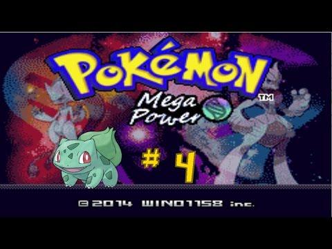 Pokémon Mega Power! Spirulina City! #4