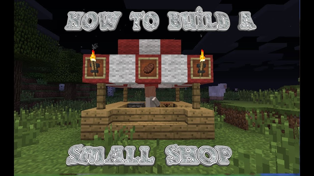 how to start a small shop