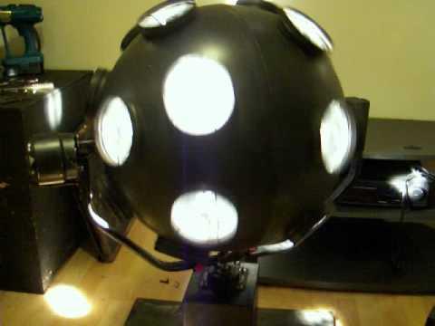 Retro Vintage Revolving Disco Ball Doovi