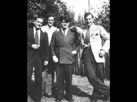 Amadeus Quartet plays Mozart String Quartet KV 614