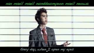 MBLAQ - Key (열쇠) [Rom/Eng] Lyrics