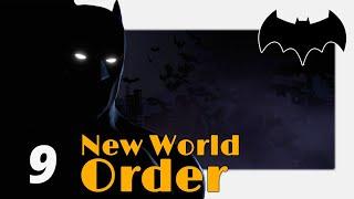 Telltale Games: Batman (Ep 3: New World Order, Part 1) - Blind Let