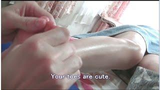 【史上最大に痛い】お疲れ冷え性女性に足リフレ【りらく屋】 thumbnail