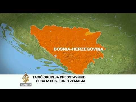 Mladen Bosić komentira poziv Borisa Tadića na sastanak