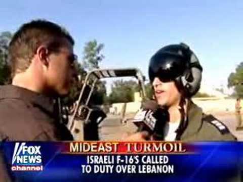 FOX News Visits IDF/AF Airbase