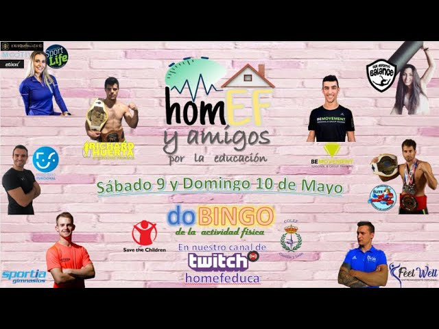 Dobingo solidario homEF Educa