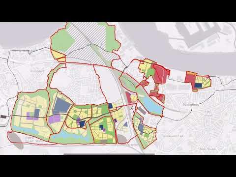 See how Ebbsfleet Garden City will grow in under 30 seconds