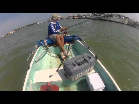 Pesca con Mike