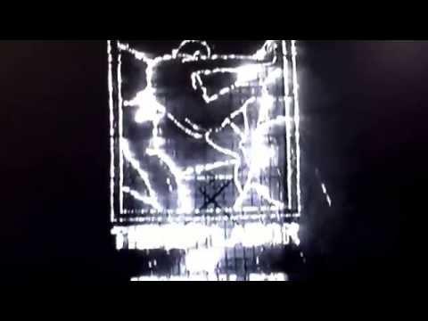 1915 Panama Pacific Exposition in San Francisco rare nitrate video shot at night (HD)