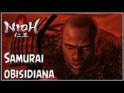 NIOH - O SAMURAI DE OBSIDIANA BOSS - #33 - Legendado PT-BR PS4 Pro