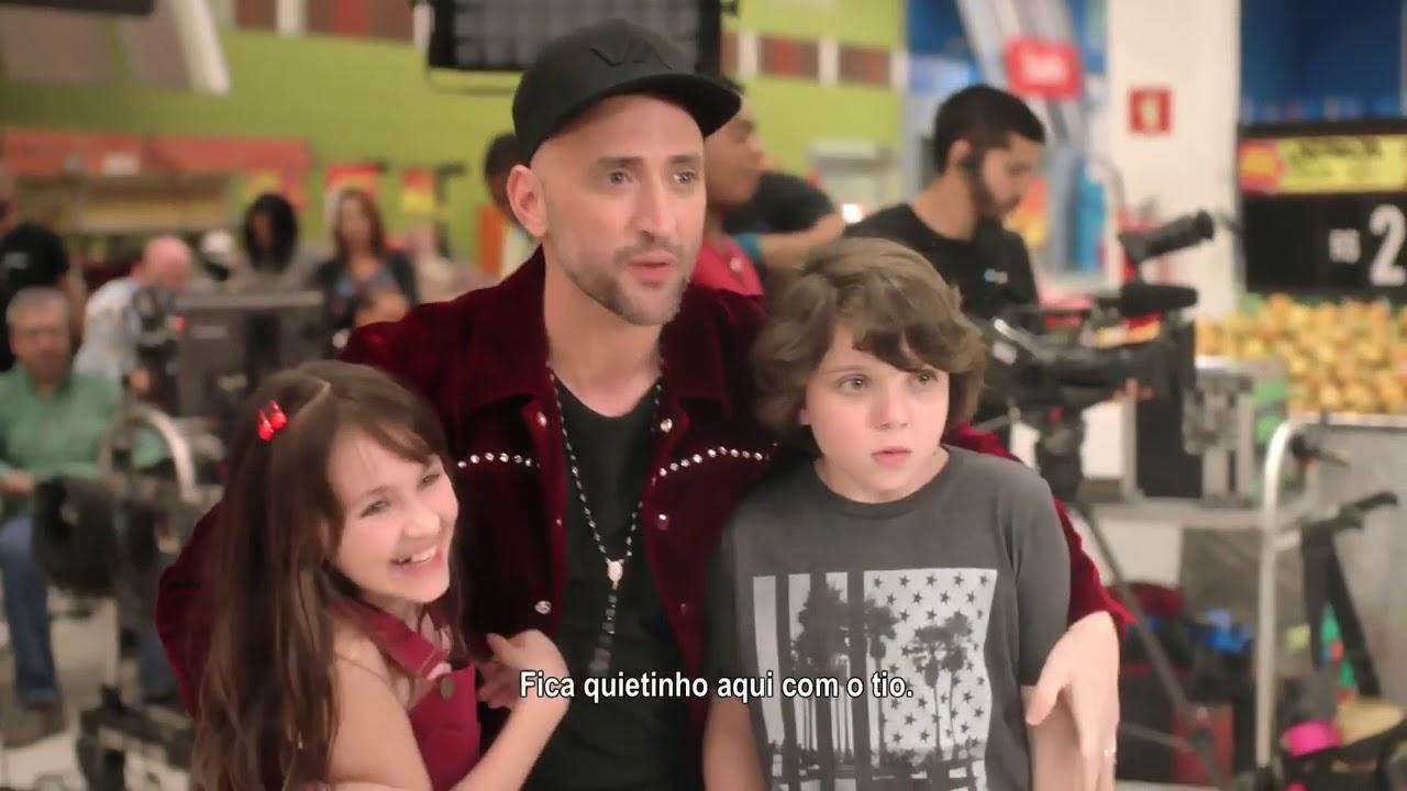 Fala Sério, Mãe! Trailer Oficial Com Larissa Manoela e Duda Batista ... 8e0186a303