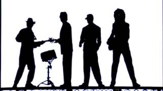Queen - Invisible Man (silhouette video)