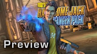 The Life of a Body-Double - Handsome Jack Doppelganger Pack Preview