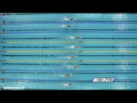 The Netherlands | Gold | 4 X 100m Freestyle Relay | 2008 Beijing Olympics