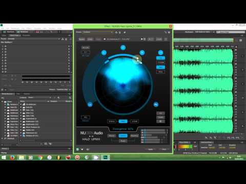 Make Surround 5.1 Audio from Stereo Source (Method 2)
