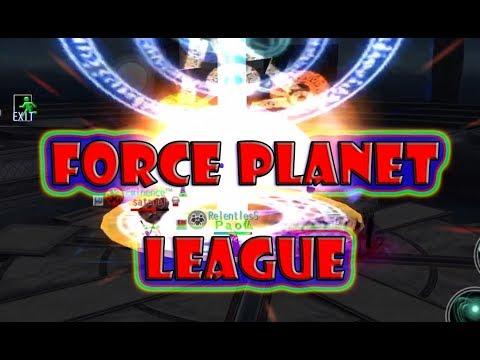 Forceplanet League