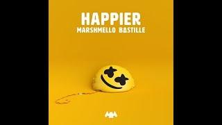 Happier (Alternative Radio Mix) (Audio) - Marshmello & Bastille
