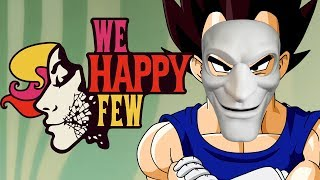 "We ""Happy"" Saiyans 
