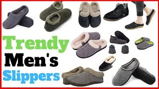 Latest trendy mens slippers 2019 | Fashion updates