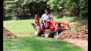 #229 die Bodenbearbeitung, Graben, und geben wir den TRAKTOR der PERFEKTE NAME!