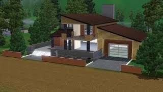 The Sims 3 - House Building - Audrey 19