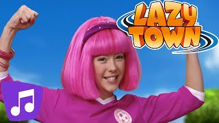 All Together Music Video | LazyTown