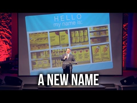 """A New Name"" – Pastor Raymond Woodward"