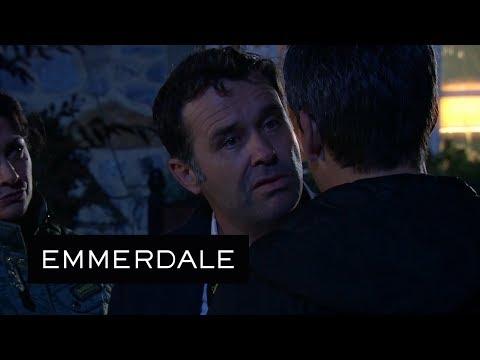 Emmerdale - A Drunk Graham Threatens to Expose Cain's Murderous Secret