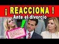 ¡ AMANTE REACCIONA ! Ante el DIVORCIO de Enrique Peña Nieto y Angélica Rivera