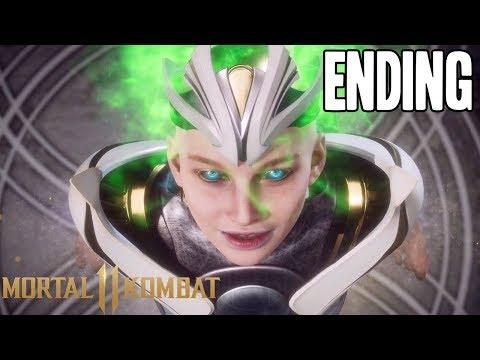 MORTAL KOMBAT 11 Vollständiger Story-Modus Komplettlösung Gameplay Teil 3 - ENDE + video