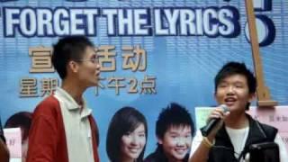 Video Shawn Tok & 1 contestant @ Don't forget the lyrics event @ Jp 1. (Part 2) download MP3, 3GP, MP4, WEBM, AVI, FLV November 2018