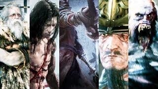 Sekiro Shura VS - All Boss Fights (Fastest KIll / No-Damage)