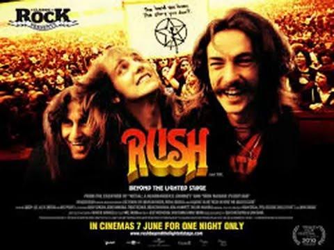 RUSH . THE SPIRIT OF RADIO . I LOVE MUSIC . SARC65