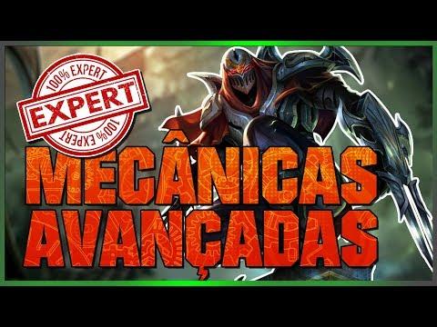 SÓ MECANICA AVANÇADA - League of Legends