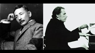 Glenn Gould and Natsume Soseki