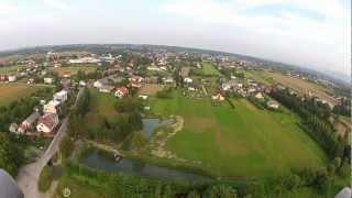 FLY-VIDEO - Strzelnica LOK Kęty w Nowej Wsi | Filmowanie z powietrza