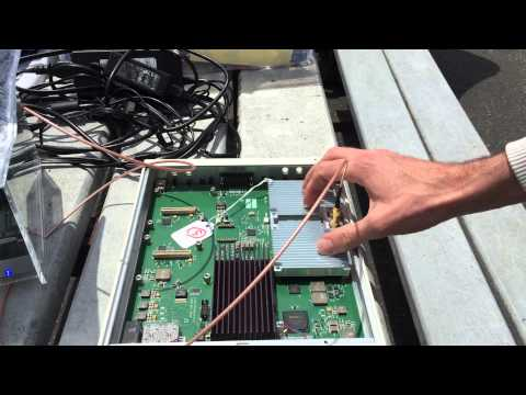 SDR Wideband Spectrum Monitoring for Drone FPV Frequency Management