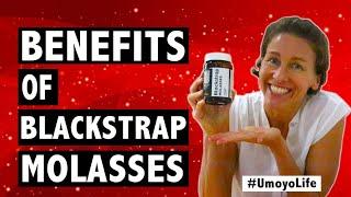Blackstrap Molasses - Benefits & How to take it - #UmoyoLife 21